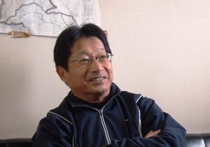 20121124船坂新聞住民数珠つなぎ坂本幸隆さん画像